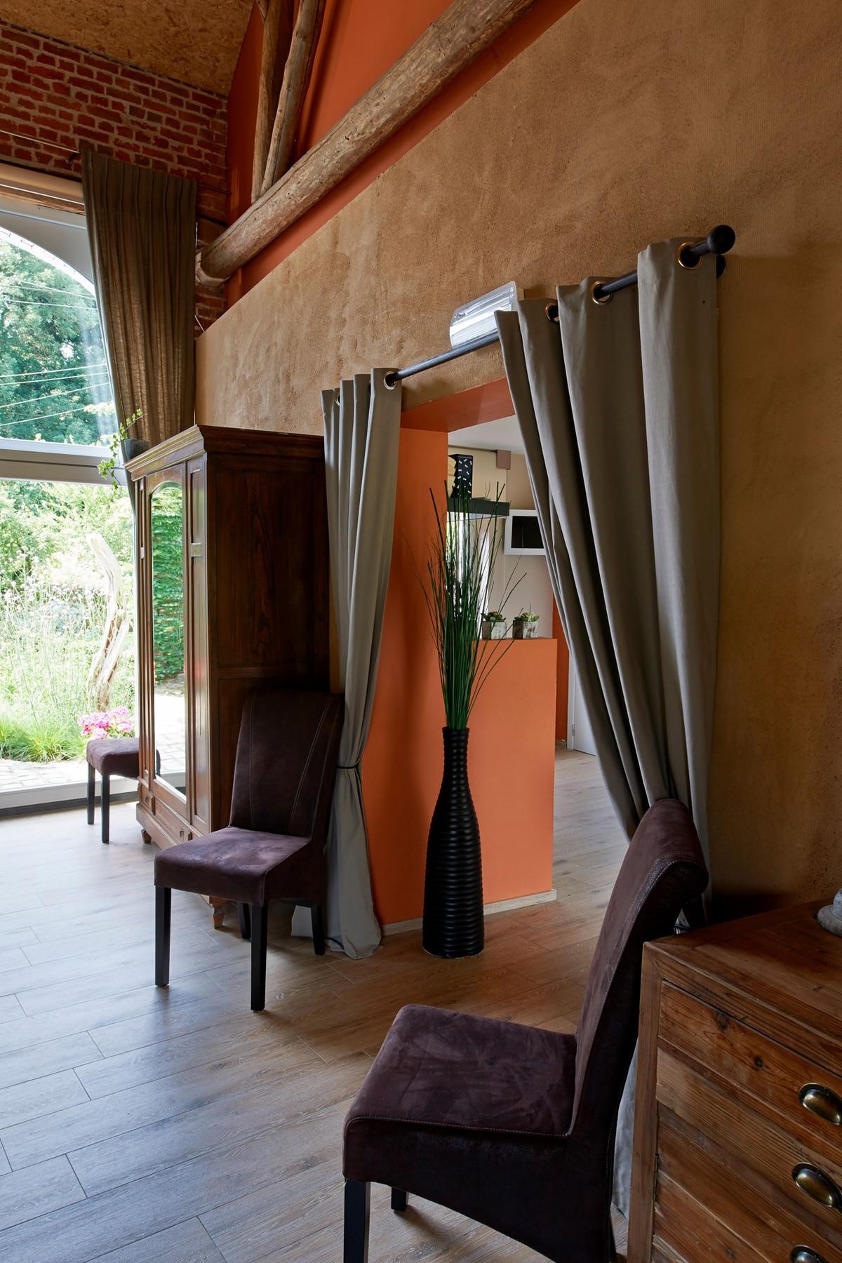 interieurinrichting - raamdecoratie