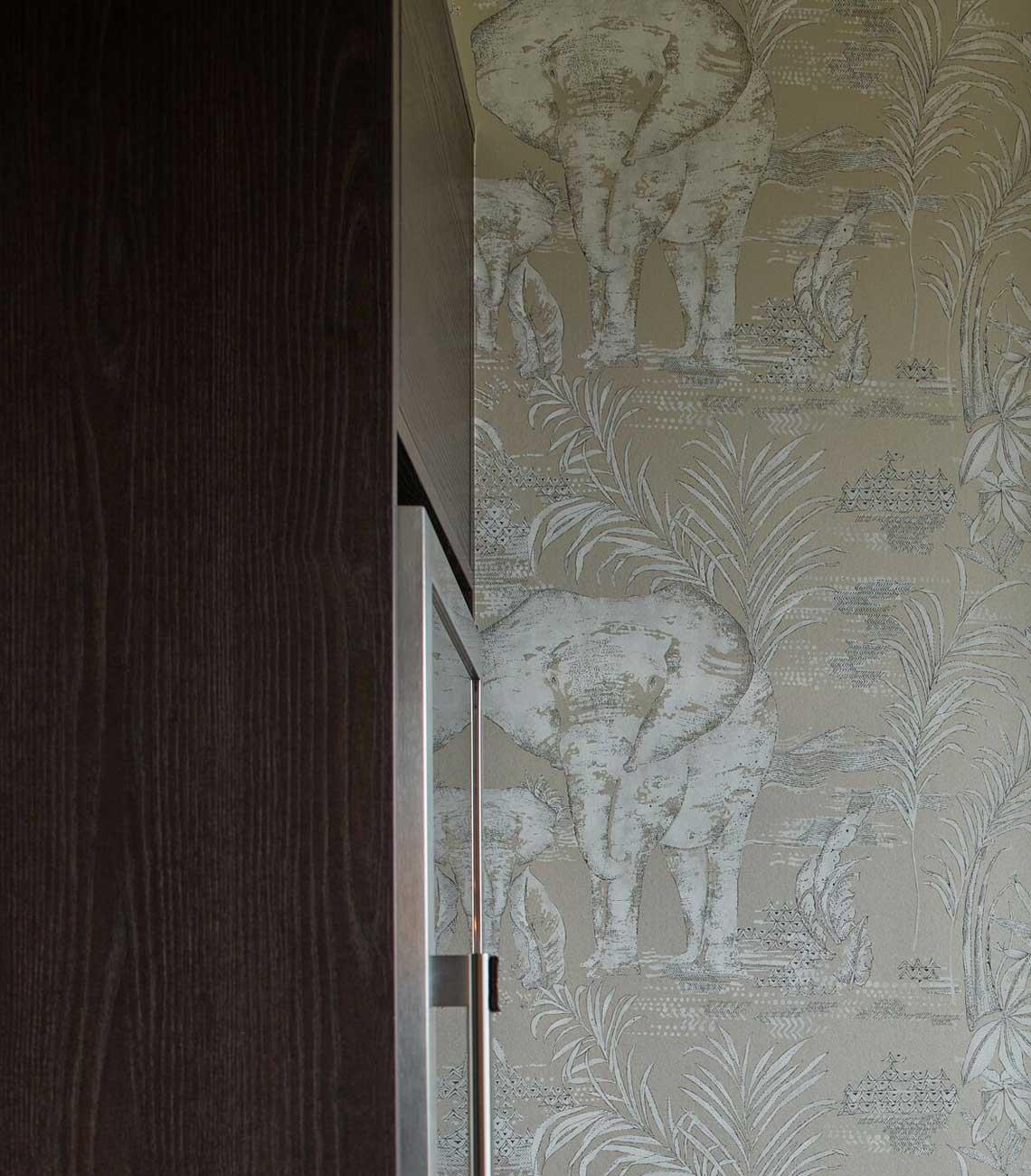 Interieurinrichting, behang & Raamdecoratie